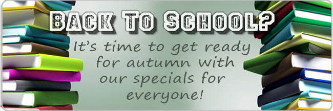 special offers september